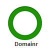 Domainr logo